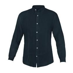Camicia Uomo NAVIGARE Lino Collo Classico Slim Fit Art.92121CL