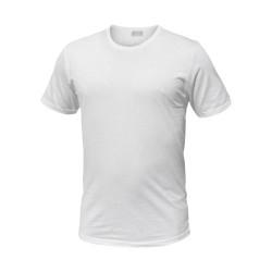 Pack 6 T-Shirt LIABEL Cotone Bianco e Assortito Girogola / Scollo V. Art.4428