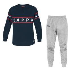 Pigiami Uomo Homewear KAPPA SS2021 Cotone 4 Articoli