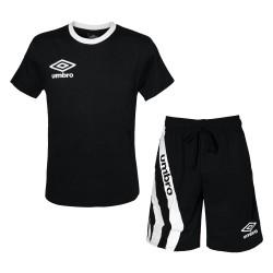 Completo Uomo Sport UMBRO Cotone T-Shirt Pantaloncino 3 Modelli