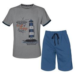 Completo Homewear Uomo NAVIGARE 5 Modelli Cotone