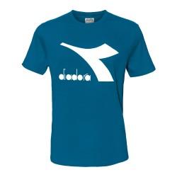 T-Shirt Maglietta Uomo DIADORA Logo Cotone Art.168