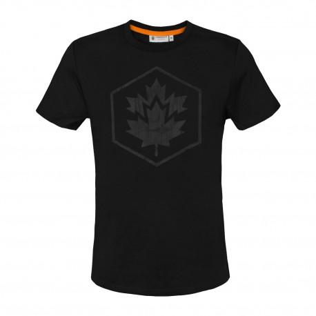 TShirt Uomo Cotone LUMBERJACK Logo Effetto Crepa - Art.CM60343-028